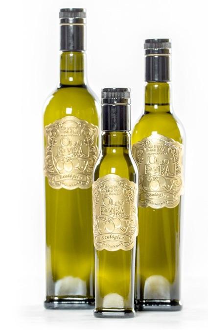 Foto tres botellas oleo elvira ecológico